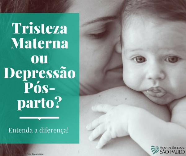 Você já ouviu falar em Tristeza Materna? Saiba os sintomas e  as principais diferenças para com a Depressão Pós-Parto