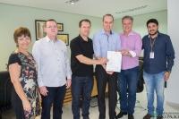 HRSP recebe emenda de R$ 100 mil do deputado Cesar Valduga