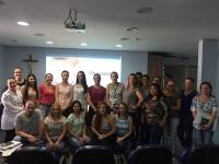 Enfermeiros participam de oficina sobre Pré-natal no HRSP