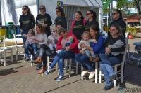 Incentivo à amamentação: mães se reúnem para Segundo Mamaço do HRSP